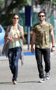 Alessandra Ambrosio and Jaime Mazur spotted searching  for a house on April 4th 2010 in several different locations of California 4