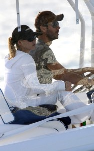 Enrique Iglesias and Anna Kournikova seen hanging out together on April 3rd 2010 in Miami Beach Florida 2