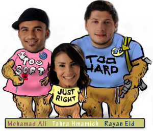 Nominees of this week are Tahra from Morocco, Rayan from Lebanon, and Mohamad Ali from Egypt. on April 6th 2010