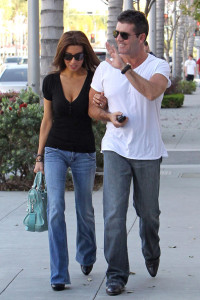 Simon Cowell and his fiance Mezhgan Hussainy seen together on March 27th 2010 as they visit Heritage Classic Cars then a Pinkberry for some frozen yogurt 2
