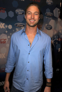 Casey James at the Foxs Meet the Top 12 American Idol finalists held at Industry on March 11th 2010 in Los Angeles 11