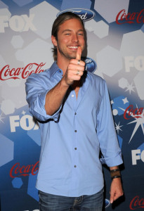 Casey James at the Foxs Meet the Top 12 American Idol finalists held at Industry on March 11th 2010 in Los Angeles 15