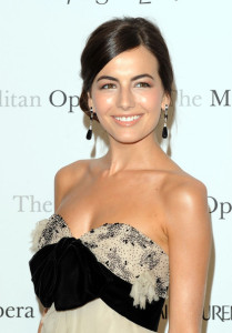Camilla Belle attends the Metropolitan Opera gala permiere of Armida at The Metropolitan Opera House on April 12th 2010 in New York City 6
