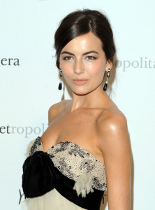 Camilla Belle attends the Metropolitan Opera gala permiere of Armida at The Metropolitan Opera House on April 12th 2010 in New York City 7
