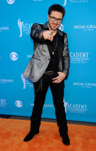 Danny Gokey picture at the 45th Annual Academy of Country Music Awards at the MGM Grand Garden Arena on April 18th 2010 in Las Vegas 1
