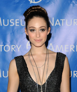 Emmy Rossum attends the 2010 museum dance of the American Museum of Natural History on April 15th 2010 in New York City 4