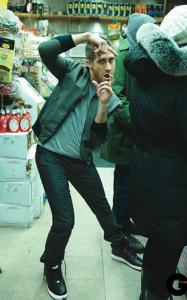 Jake Gyllenhaal photo shoot for the May 2010 issue of GQ magazine 2