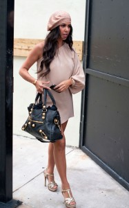 Kourtney Kardashian was spotted on April 9th 2010 while heading to lunch with a friend in Miami at The Standard Hotel 1