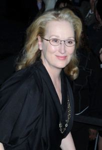 Meryl Streep arrives at the Good Houskeeping Shine On 125 Years of Women Making Their Mark Event held on April 12th 2010 at the New York City Center 1