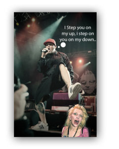 fred durst and courtney love