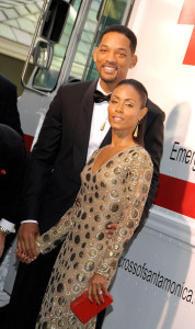Will Smith and Jada Pinkett Smith attend the Annual Red Cross of Santa Monicas Annual Red Tie Affair at the Fairmont Miramar Hotel on April 17th 2010 in Santa Monica 3