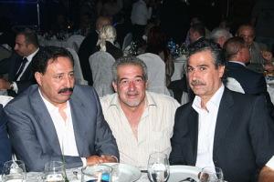 Joranian Director Doaibes photo during the Jordan 2009 Award held in Amman Jordan 2