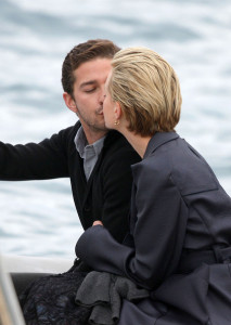 Carey Mulligan and Shia LaBeouf spotted crusing in a boat while spending some romantic time together on May 15th 2010 at the Eden Roc Hotel in Canne 2