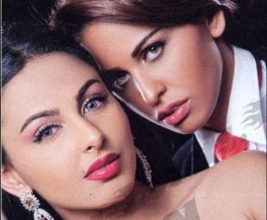 Mais Hemdan photo shoot with her sister May Selim for Kalam Al Nass magazine 3