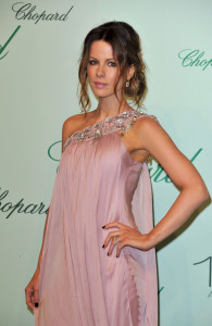 Kate Beckinsale attends the Chopard 150th Anniversary Party at Palm Beach Pointe Croisette during the 63rd Annual Cannes Film Festival on May 17th 2010 in France 1