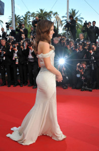 Kate Beckinsale attends the IL Gattopardo Premiere at the Palais des Festivals during the 63rd Annual Cannes Film Festival on May 14th 2010 in Cannes 1