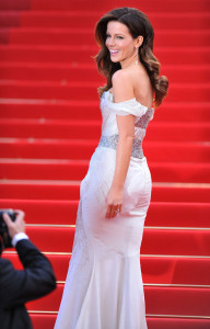 Kate Beckinsale attends the IL Gattopardo Premiere at the Palais des Festivals during the 63rd Annual Cannes Film Festival on May 14th 2010 in Cannes 4