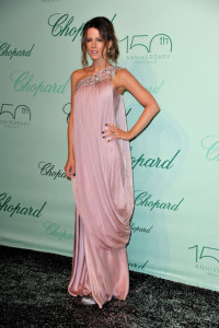Kate Beckinsale attends the Chopard 150th Anniversary Party at Palm Beach Pointe Croisette during the 63rd Annual Cannes Film Festival on May 17th 2010 in France 2