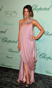 Kate Beckinsale attends the Chopard 150th Anniversary Party at Palm Beach Pointe Croisette during the 63rd Annual Cannes Film Festival on May 17th 2010 in France 3