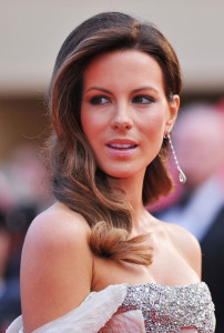 Kate Beckinsale attends the IL Gattopardo Premiere at the Palais des Festivals during the 63rd Annual Cannes Film Festival on May 14th 2010 in Cannes 2