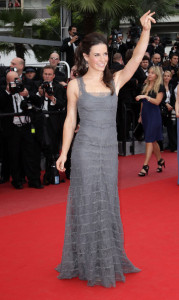 Evangeline Lilly at the screening for The Princess of Montpensier during the 63rd Cannes Film Festival held on May 16th 2010 at the Palais des Festivals in Canne 1