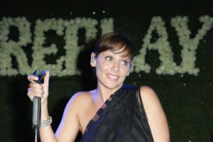 Natalie Imbruglia performs at the Replay Party during the 63rd Annual Cannes Film Festival at the Star Style Lounge on May 19th 2010 in Cannes France 6