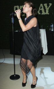 Natalie Imbruglia performs at the Replay Party during the 63rd Annual Cannes Film Festival at the Star Style Lounge on May 19th 2010 in Cannes France 3