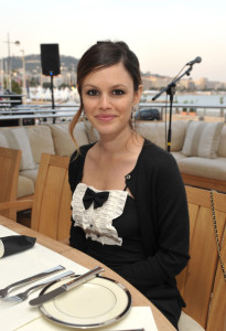 Rachel Bilson attends the Art of Elysium Paradis Dinner and Party at Michael Saylors Yacht during the 63rd Annual Cannes Film Festival on May 19th 2010 in France 4