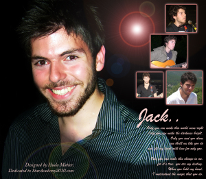 Jack Haddad desktop wallpaper