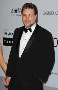 Russell Crowe attends the 63rd Annual Cannes Film Festival amfARs Cinema Against AIDS Gala held on May 20th 2010 at the Hotel du Cap Eden Roc in Antibes France 3