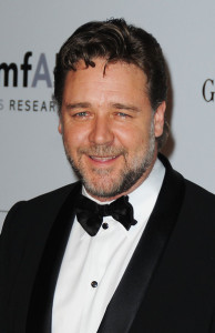 Russell Crowe attends the 63rd Annual Cannes Film Festival amfARs Cinema Against AIDS Gala held on May 20th 2010 at the Hotel du Cap Eden Roc in Antibes France 2