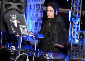 Samantha Ronson at the Paper Magazines 13th Annual Beautiful People Issue event at The Standard Hollywood on May 13th 2010 in Hollywood 1