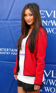 Brenda Song attends the 17th Annual EIF Revlon RunWalk For Women on May 8th 2010 in Los Angeles 5