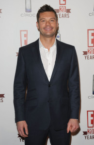 Ryan Seacrest arrives at the E 20th anniversary party held at The London Hotel on May 24th 2010 in West Hollywood California 3