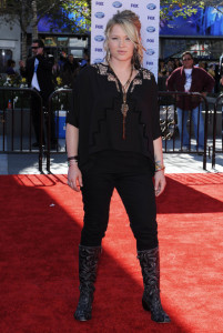 Crystal Bowersox at the 2010 American Idol Finale held on May 26th 2010 at the Nokia Theatre in Los Angeles 2