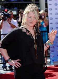 Crystal Bowersox at the 2010 American Idol Finale held on May 26th 2010 at the Nokia Theatre in Los Angeles 1