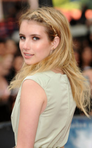Emma Roberts attends the UK premiere of Sex And The City 2 at Odeon Leicester Square on May 27th 2010 in London England 6