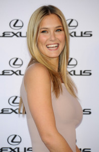 Bar Refaeli hosting a Lexus party on May 11th 2010 at the Villamagna Hotel in Madrid Spain 3