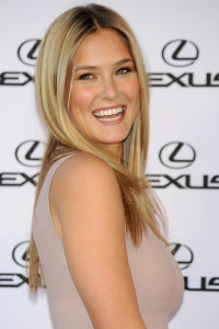Bar Refaeli hosting a Lexus party on May 11th 2010 at the Villamagna Hotel in Madrid Spain 4