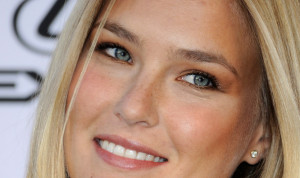 Bar Refaeli hosting a Lexus party on May 11th 2010 at the Villamagna Hotel in Madrid Spain 5