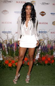 Ciara picture on May 19th 2010 at the Maxim Hot 100 Party in Los Angeles 1