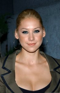 Anna Kournikova  picture at the Adidas Y3 Spring Summer 2006 collection 3