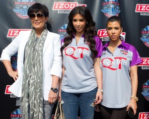 Kim Kardashian and her sister Kourtney at the 94th running of the Indianapolis 500 at the Indianapolis Motor Speedway on May 30th 2010 in Indiana 4