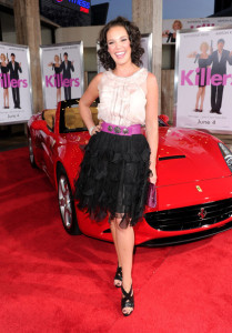 Katherine Heigl arrives at the Killers premiere held on June 1st 2010 at ArcLight Cinemas Cinerama Dome in Hollywood 7