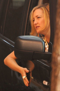 Kate Hudson seen on June 2nd 2010 on the set of Something Borrowed in the East Village 5
