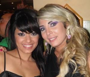 Star Academy 7th season finale celebration dinner photo of Rahma Sibahi on June 4th 2010