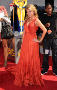 Lauren Bosworth picture at the 2010 MTV Movie Awards held at the Gibson Amphitheatre on June 6th 2010 at Universal Studios in California 3