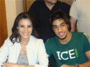 Star Academy 7 final prime after Dinner party picture of Tahra and Sultan from saudi arabia