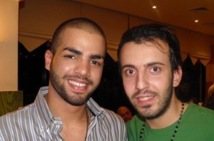 Star Academy 7 final prime after Dinner party picture of Mohamad Ramadan 1