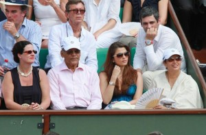 Aishwarya Rai spotted on June 6th 2010 at the Roland Garros 2010 French Open Tennis Tournament in Paris 3